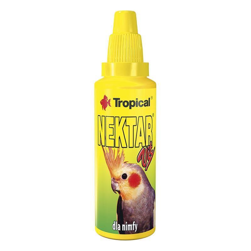 Tropical Nektar Vit Paraket Vitamini 30 ml