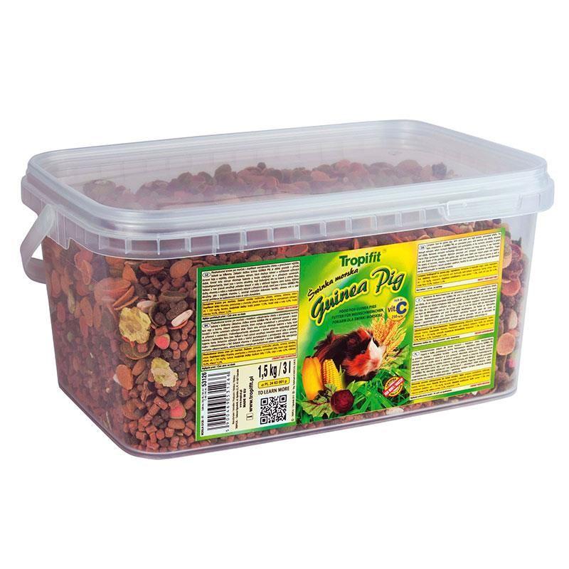 Tropifit Guinea Pig Ginepig Yemi 1.5 kg