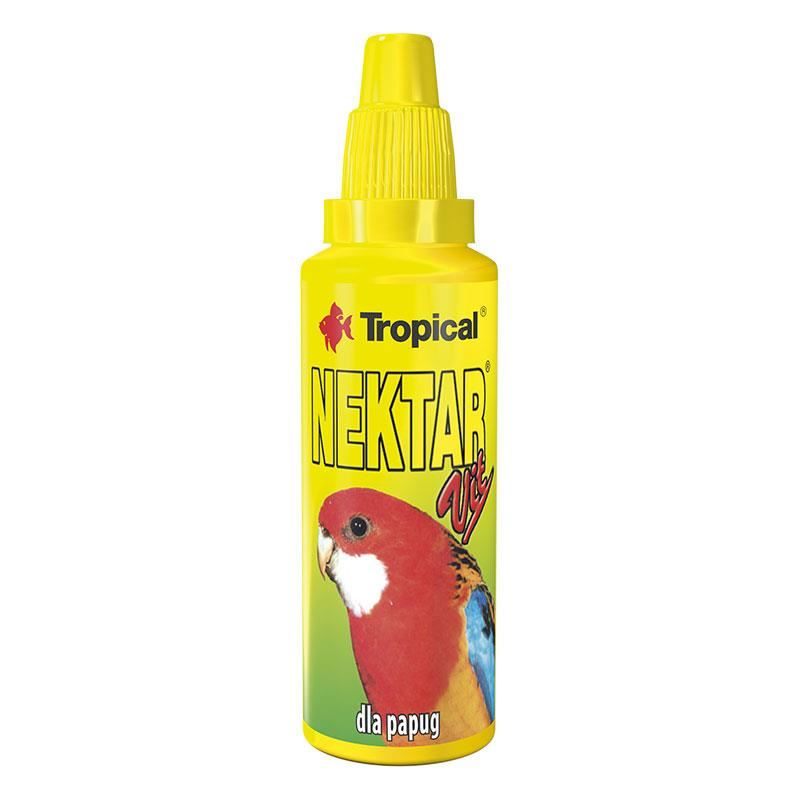 Tropifit Nektar Vit Papağan Vitamini 30 ml