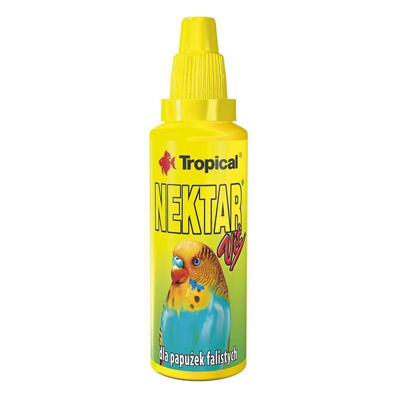 Tropifit Nektar Vit Muhabbet Kuşu Vitamini 30 ml