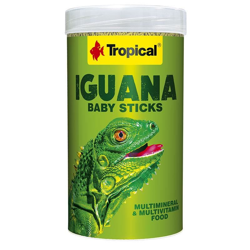 Tropical Iguana Baby Sticks 250 ml