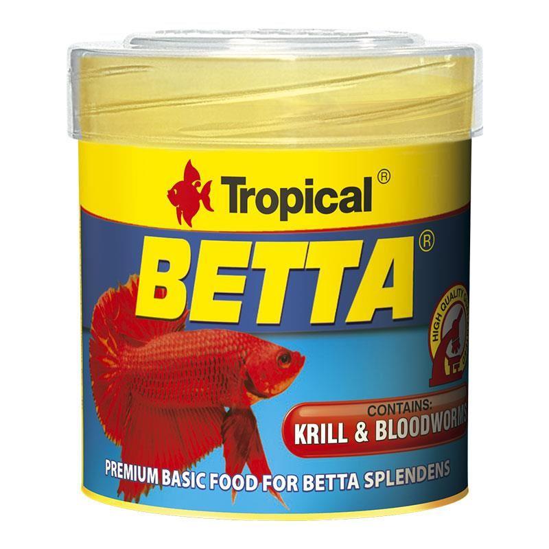 Tropical Betta Krill & Bloodworms 15 gr