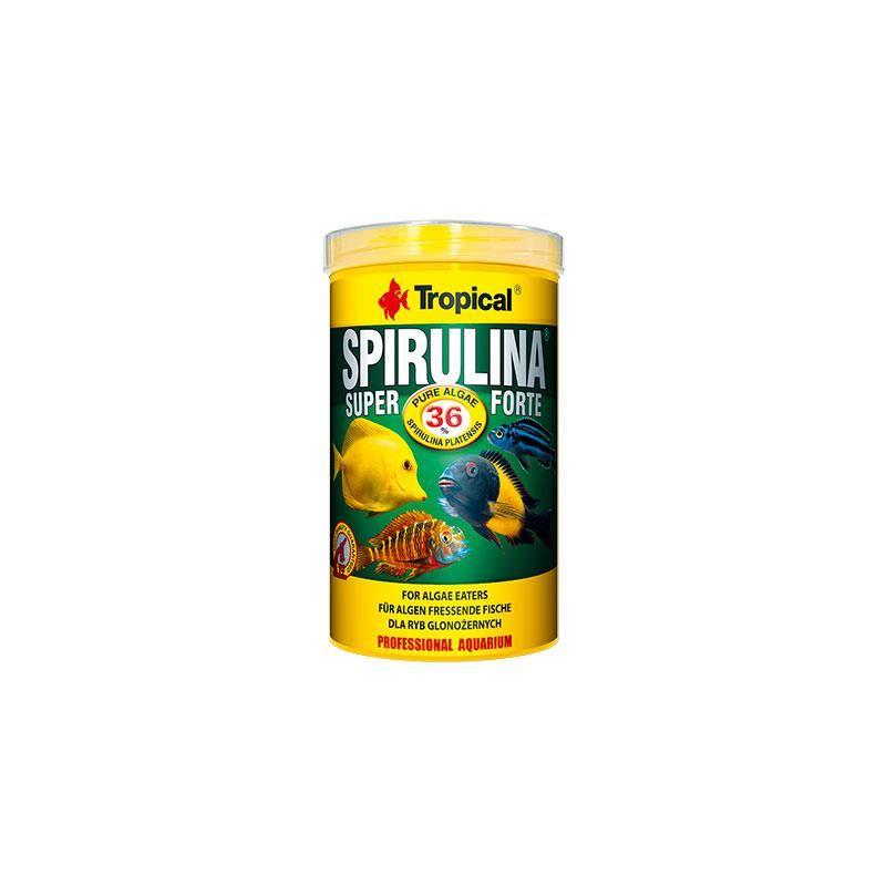 Tropical Super Spirulina Forte 1000 ml