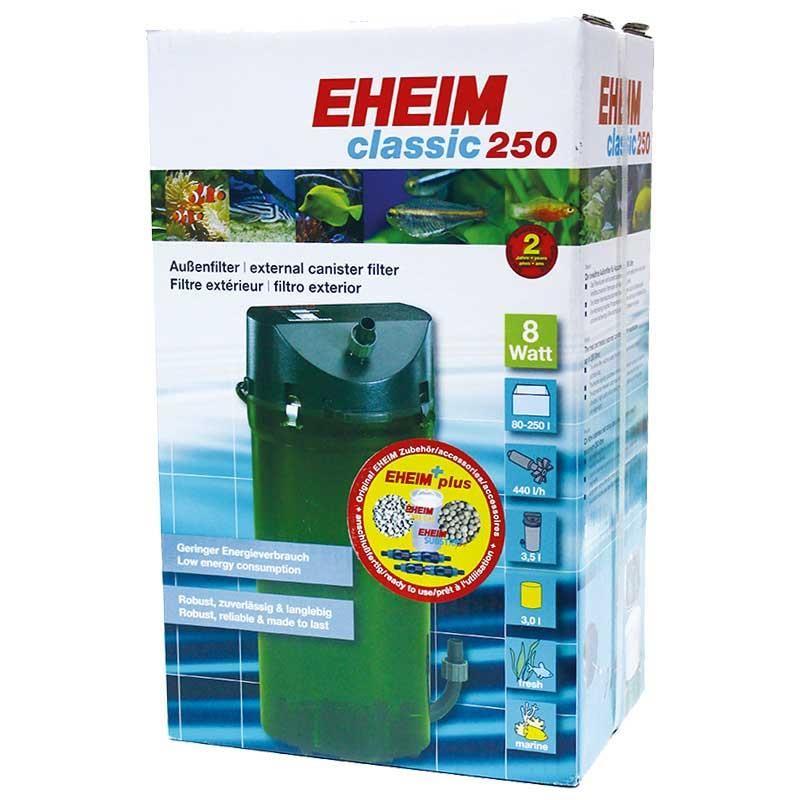 Eheim Classic 250 2213-05 Akvaryum Dış Filtre