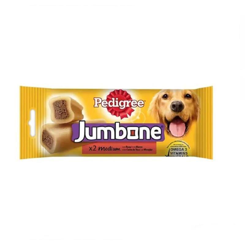 Pedigree Jumbone Orta Irk Köpek Ödül Maması 180 Gr