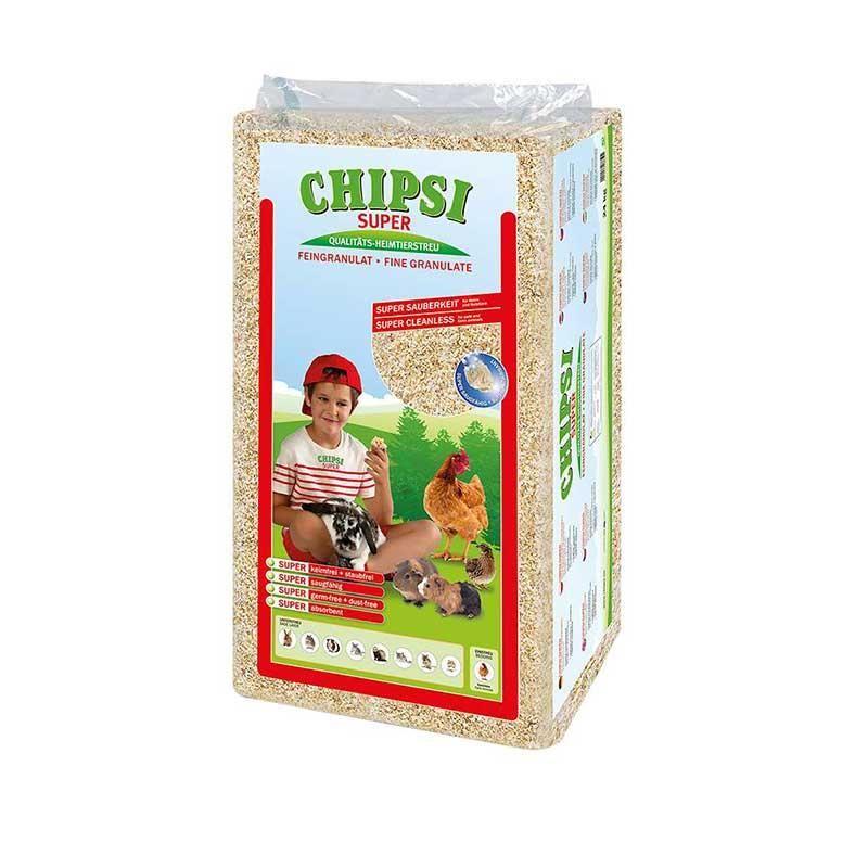 Chipsi Super Kemirgen Talaşı 24 KG