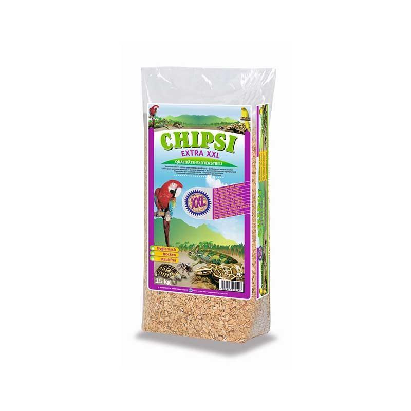Chipsi XXL Papağan ve Sürüngen Talaşı Taban Malzemesi 15 kg