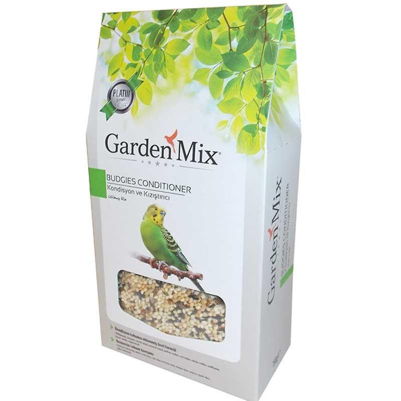GardenMix Platin Kondisyon ve Kızıştırıcı Yem 150gr