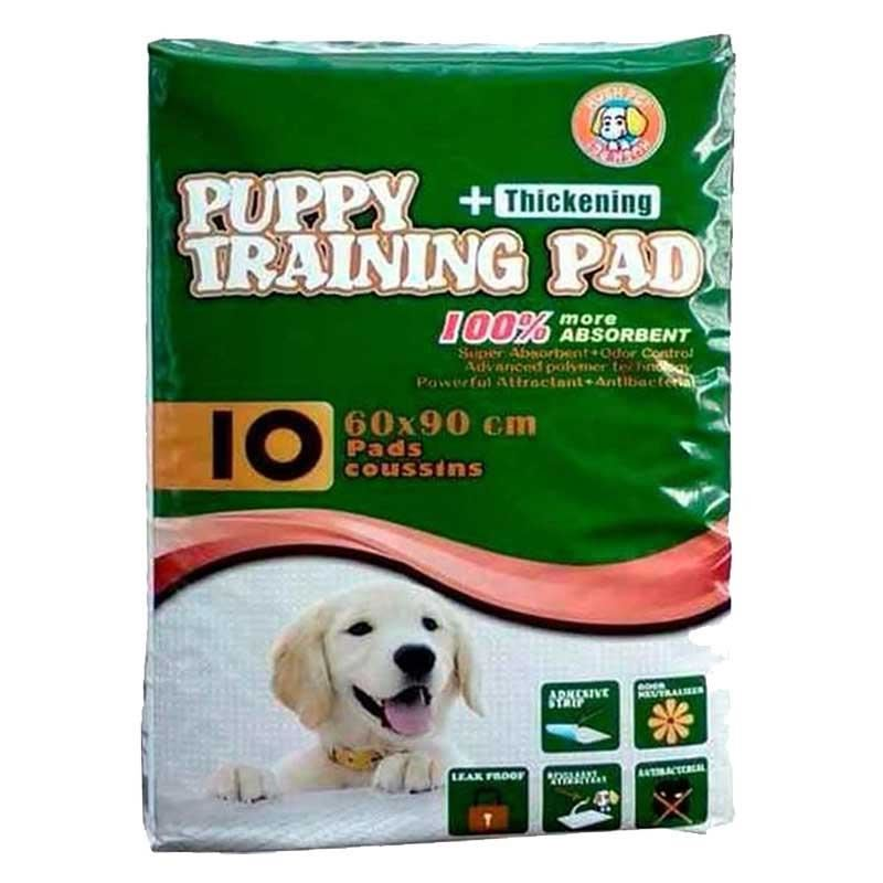 Hushpet Köpek Eğitim Çiş Pedi 60x90 10 Adet