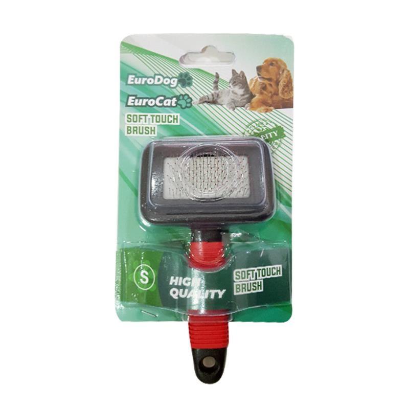 EuroDog&Cat Fırça Small Küçük Boy 13 cm