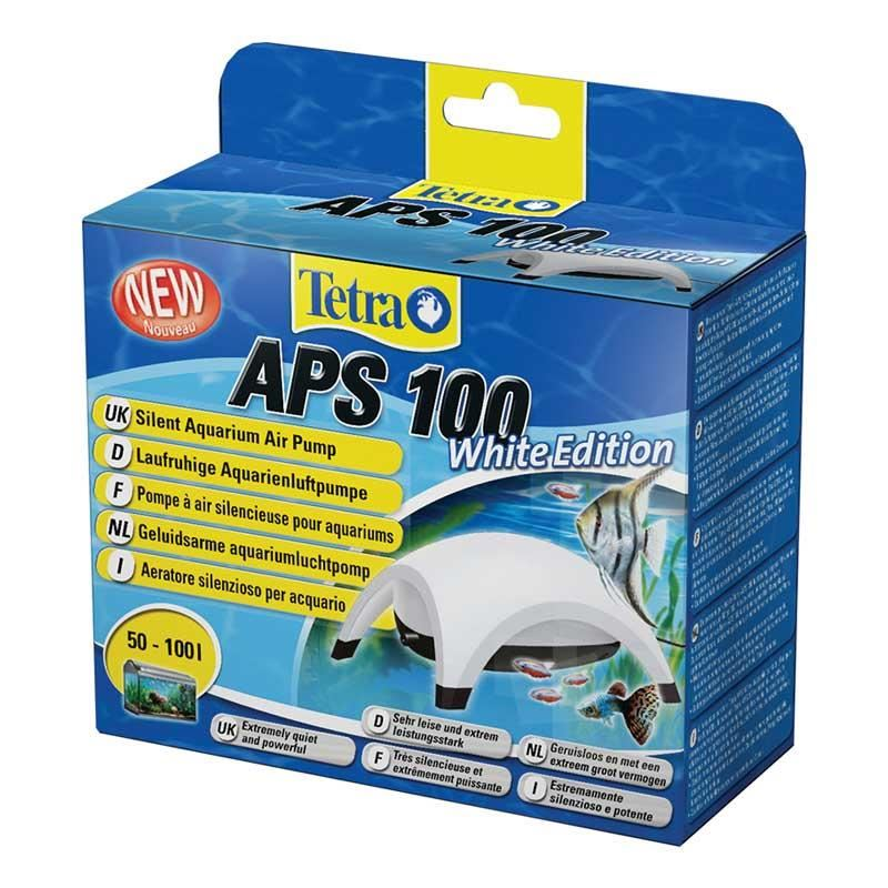 Tetra APS 100 Hava Motoru Beyaz