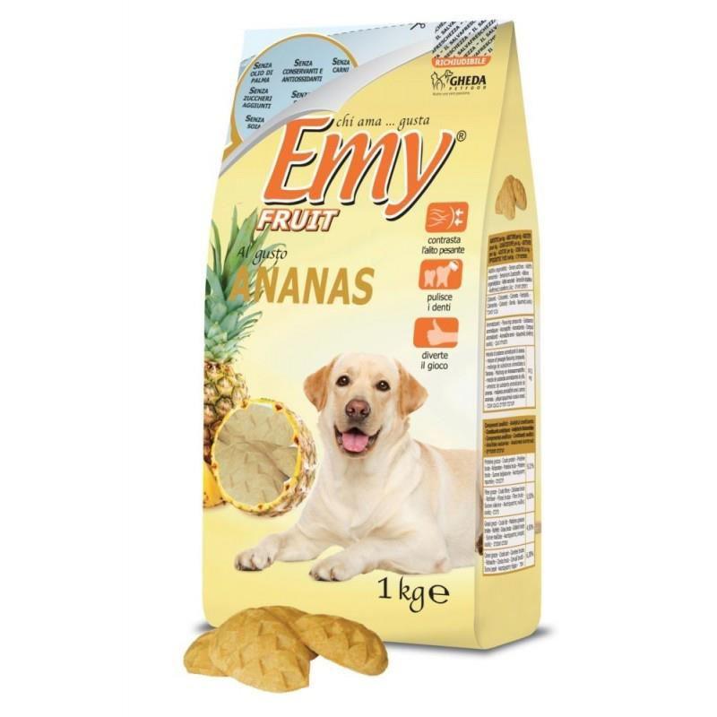 Emy Fruit Ananaslı Köpek Ödülü 1 Kg