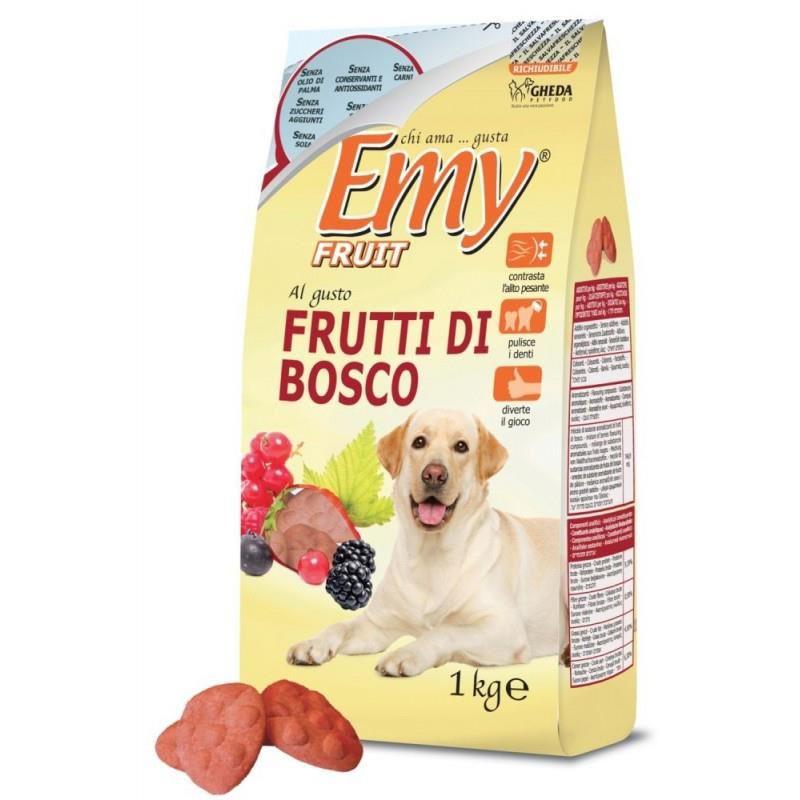 Emy Fruit Di Bosco Orman Meyveli Köpek Ödülü 1 Kg