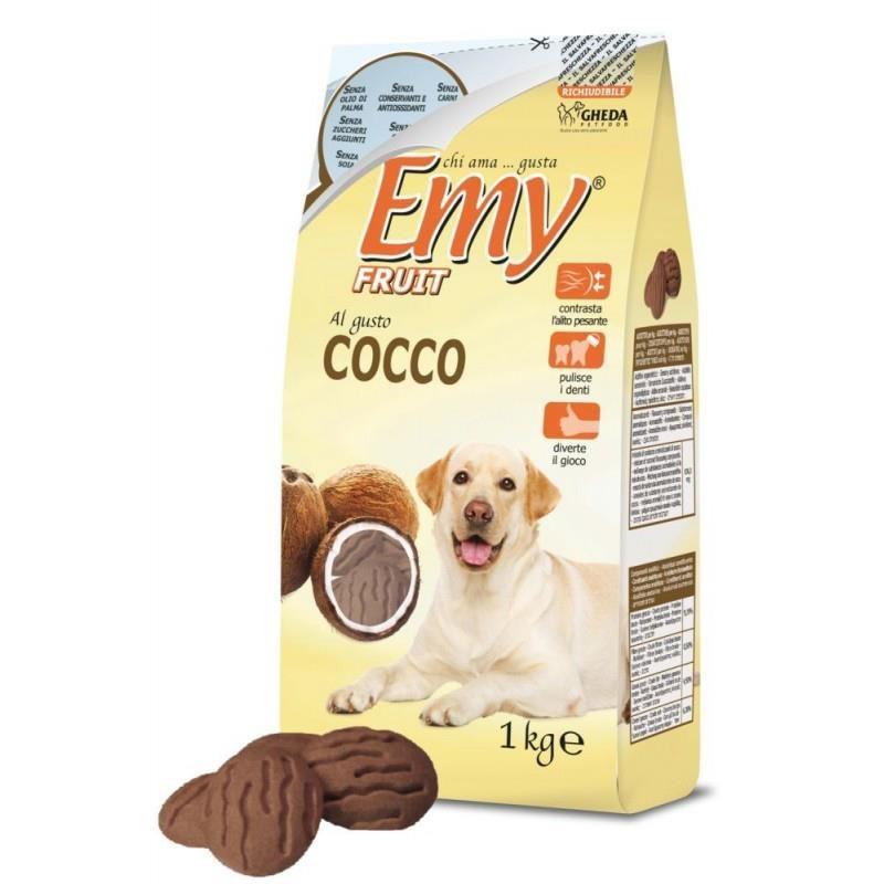 Emy Fruit Cocco Kokonatlı Köpek Ödülü 1 Kg