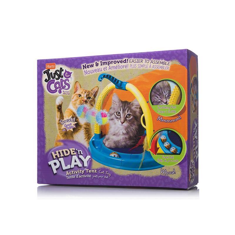 Hartz Jfc Hide N Play Cat Toy Kedi Oyun Parkı