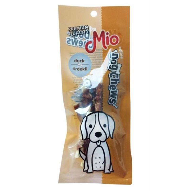 Mio Ördekli Burgu Çubuk Köpek Kemiği x10 6gr