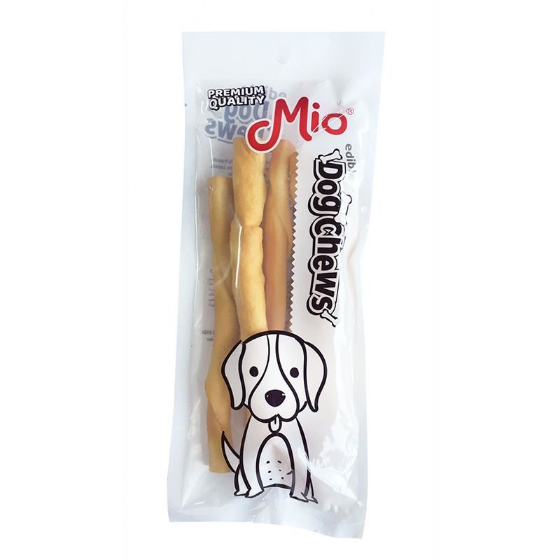 Mio Füme Burgu Çubuk Köpek Kemiği 15cm x5 10gr
