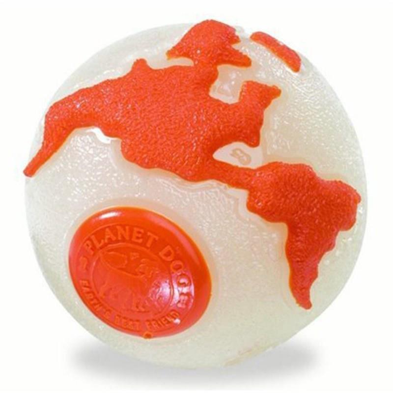 Outward Hound Orbee Ball Turuncu Small Gezegen Ödül Koyulabilen Köpek Oyuncağı