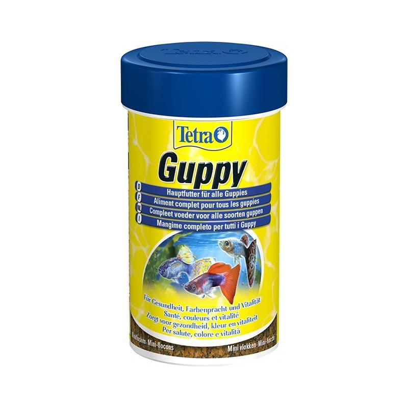Tetra Guppy Lepistes Yemi 30 gr / 100 Ml