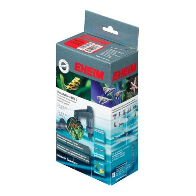 Eheim Dış Filtre Basış Takımı 12-16mm