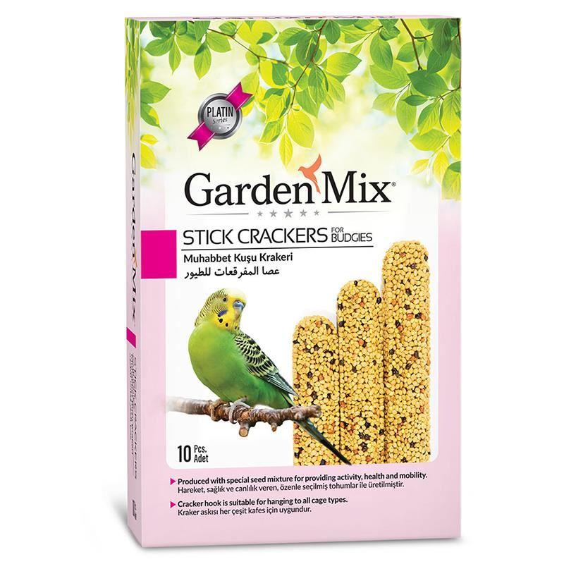 Gardenmix Platin Sade Kuş Krakeri 10 lu