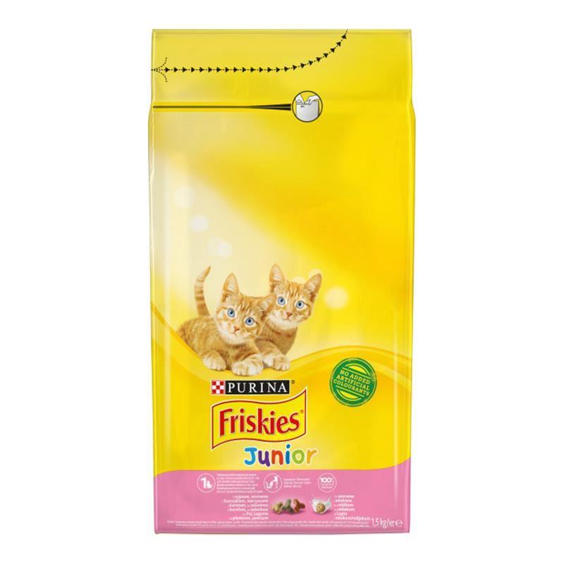 Friskies Tavuklu Yavru Kedi Maması 1,5 Kg