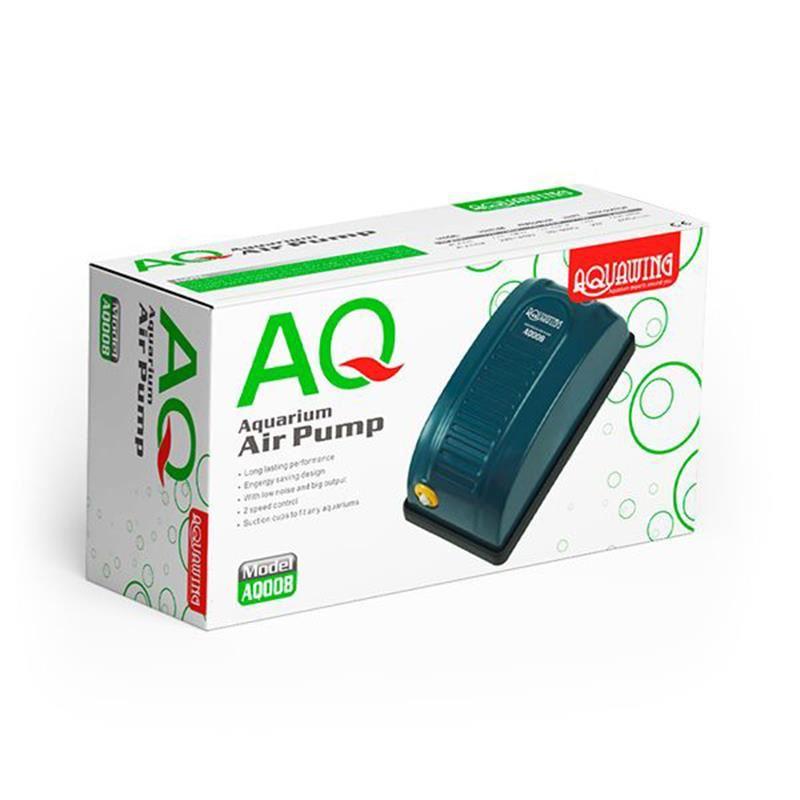 AquaWing AQ008 Tek Çıkışlı Hava Motoru 2,5W