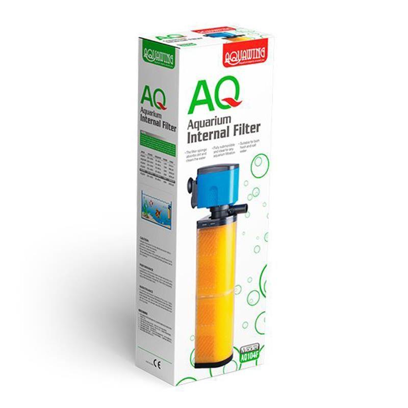 AquaWing AQ104F Akvaryum İç Filtre 40W 2800L/H