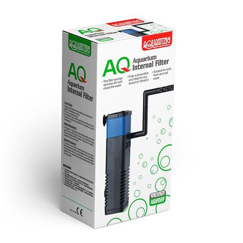 AquaWing AQ202F Akvaryum İç Filtre 5W 500L/H
