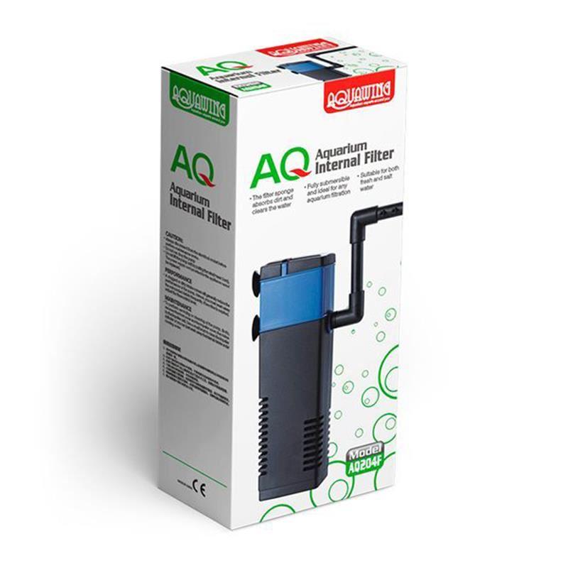 AquaWing AQ204F Akvaryum İç Filtre 15W 800L/H