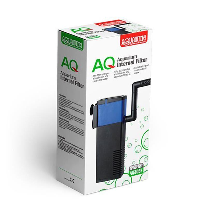 AquaWing AQ205F Akvaryum İç Filtre 25W 1200L/H