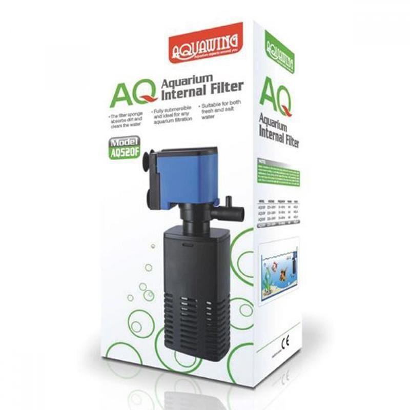Aquawing AQ520F İç Filtre 6W 500L/H