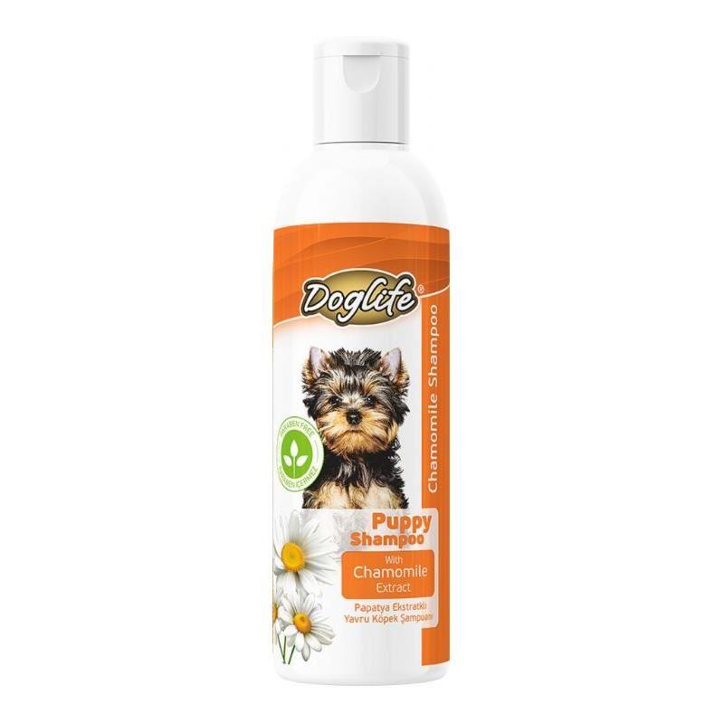 Doglife Papatya Özlü Yavru Köpek Şampuanı 250 Ml