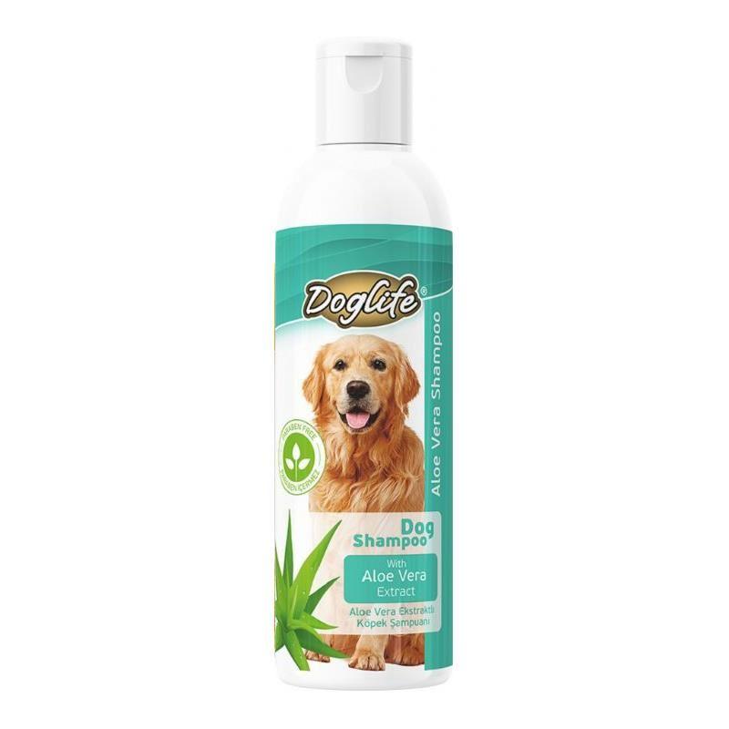 Doglife Aloe Vera Köpek Şampuanı 250 Ml
