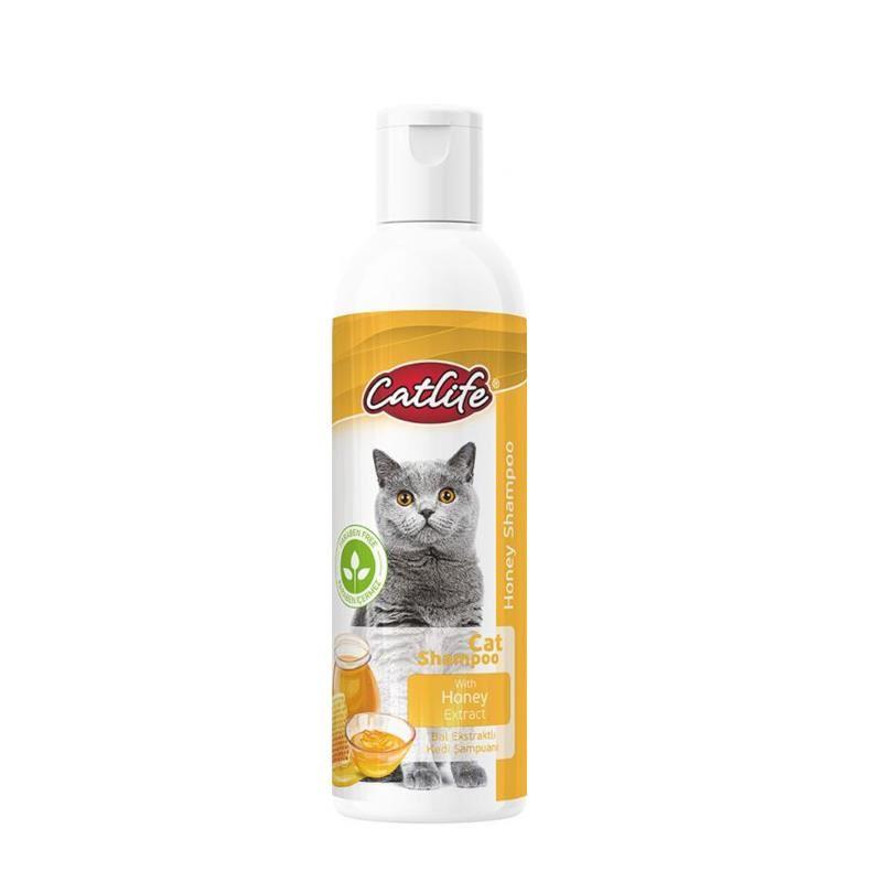 Catlife Bal Özlü Kedi Şampuanı 250 Ml