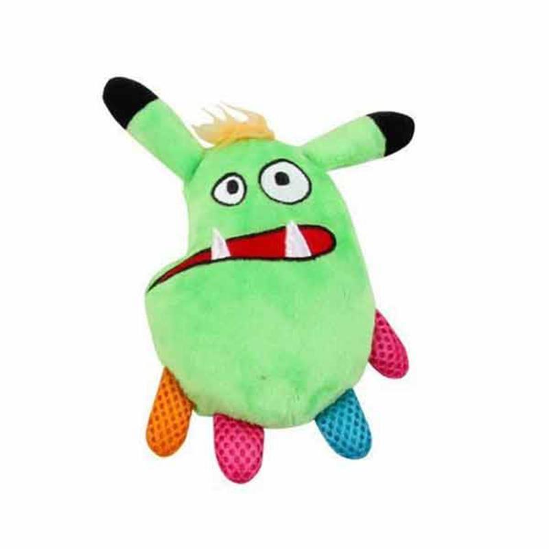 Pawise Peluş Oyuncak Little Monster Mint Köpek Oyuncağı
