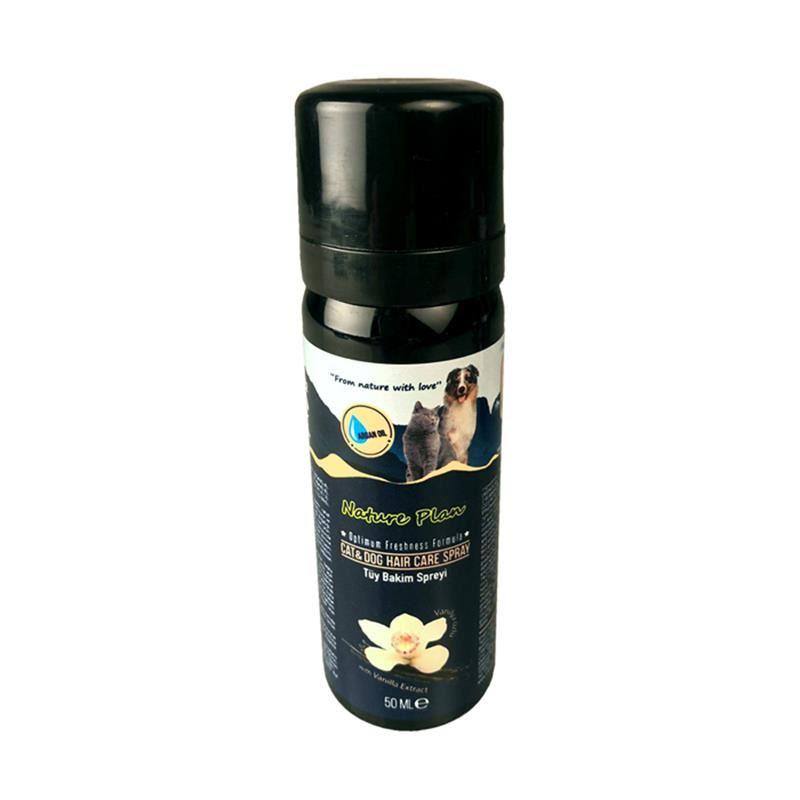 Nature Plan Vanilyalı Kedi Köpek Parfümü 50 Ml