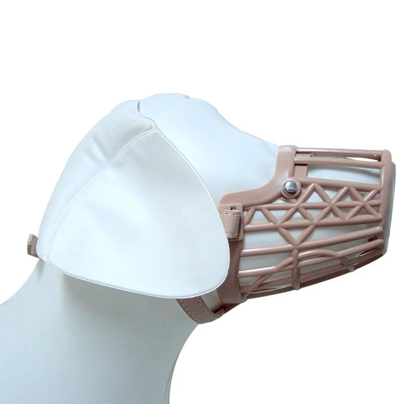 Nunbell Plastik Köpek Ağızlık M