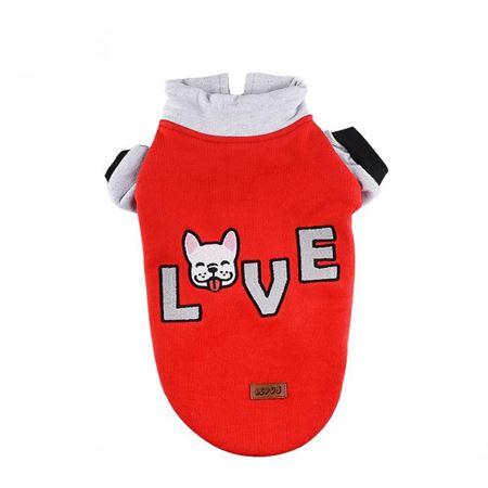 Lepus Küçük Irk Köpek Sweet Kırmızı XLarge
