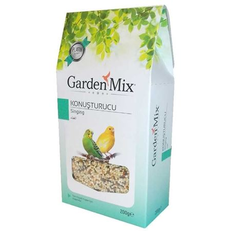 GardenMix Platin Konuşturucu 200gr