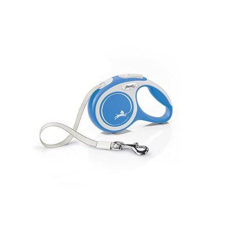 Flexi New Comfort XSmall 3 Mt Şerit Mavi Gri